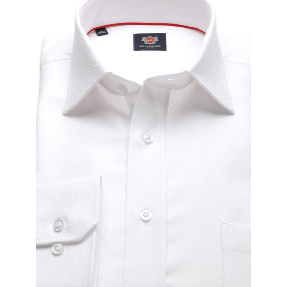 London shirt in white (height 176-182 and 188-194) 10047