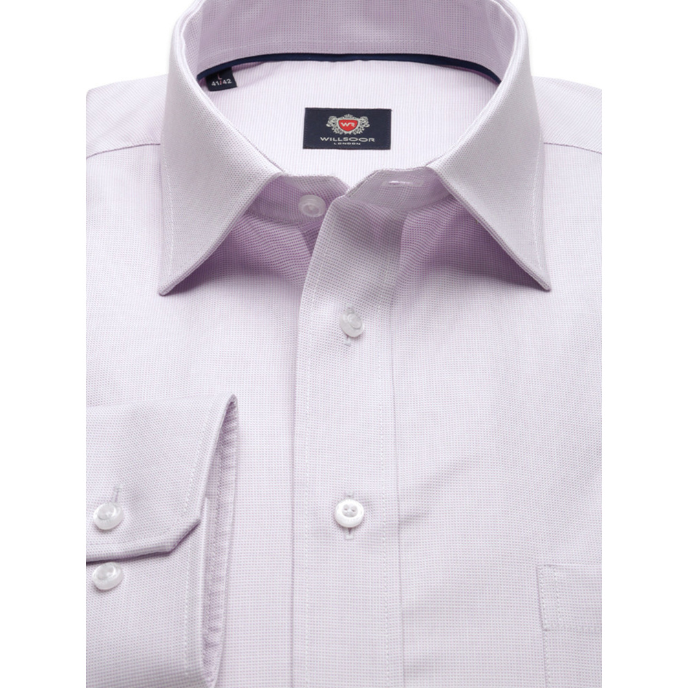 London shirt with fine pattern (all sizes) 10055