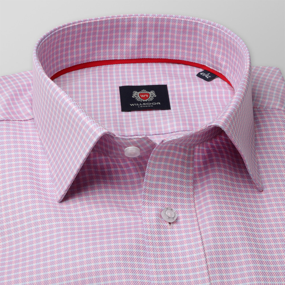 London shirt in pink (height 176-182) 10129