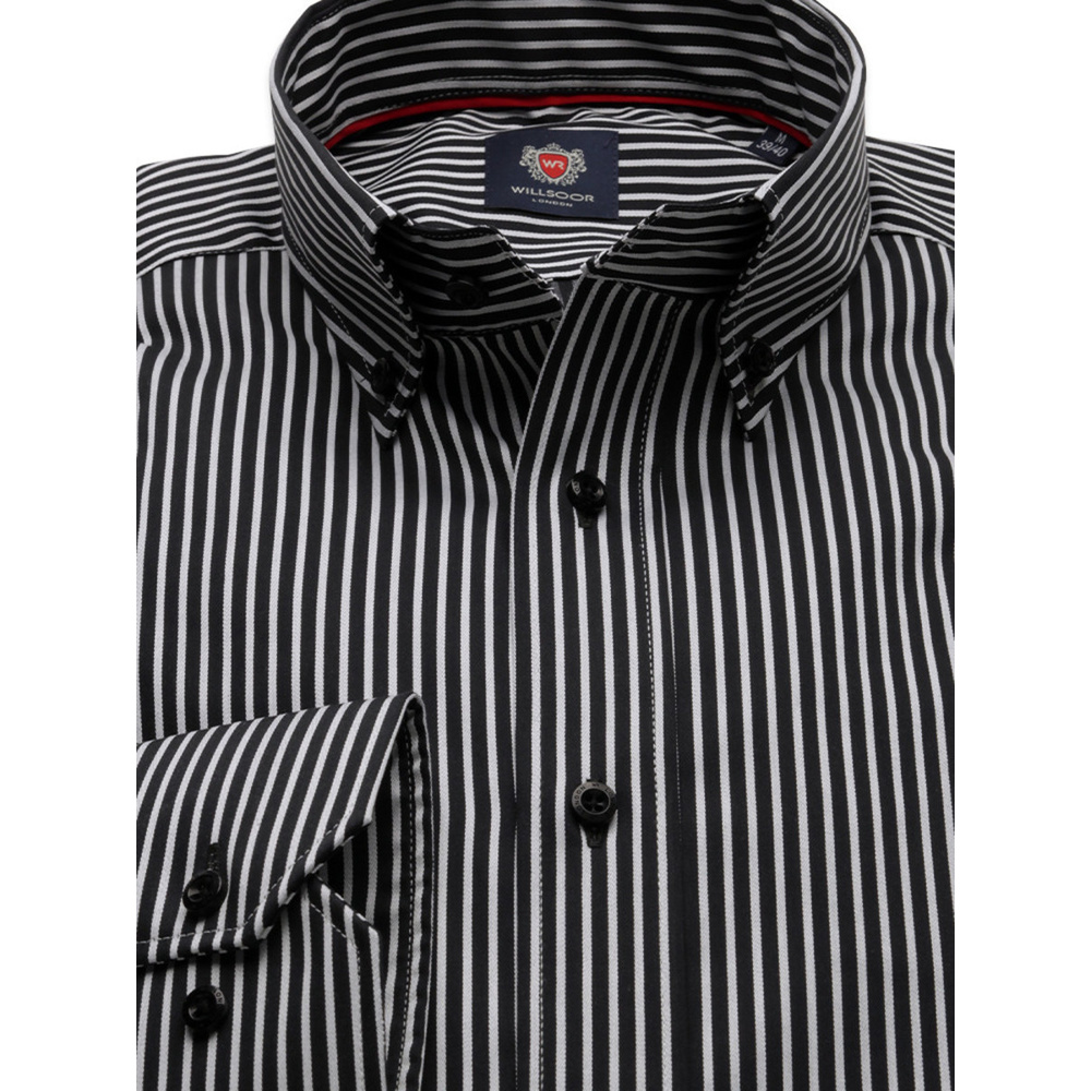 London shirt with strips  (height 176-182) 10137