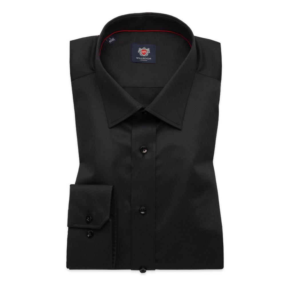 London shirt in black (height 188-194