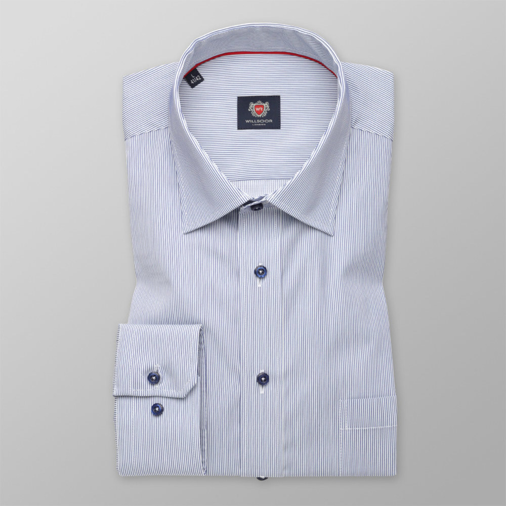 London shirt with striped pattern (height 176-182) 10223
