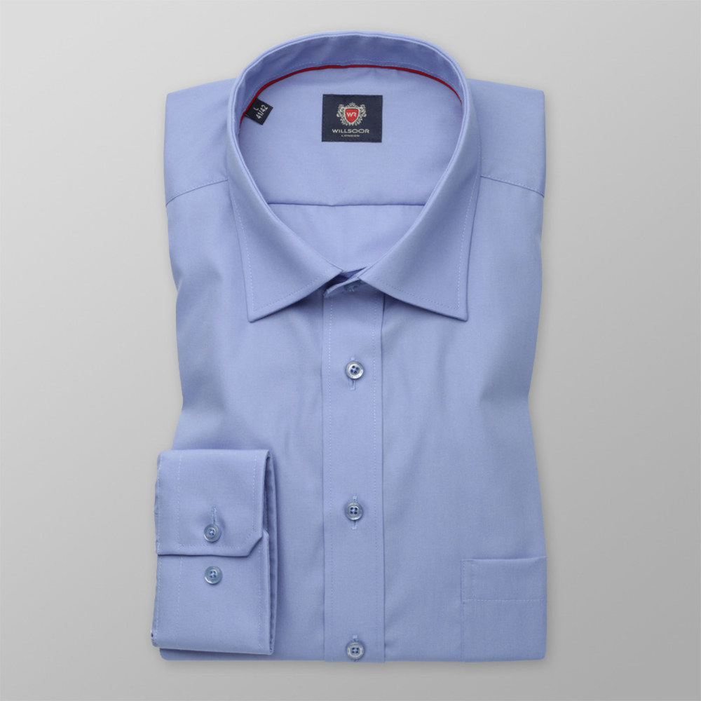 London shirt with smooth pattern (height 198-204) 10301