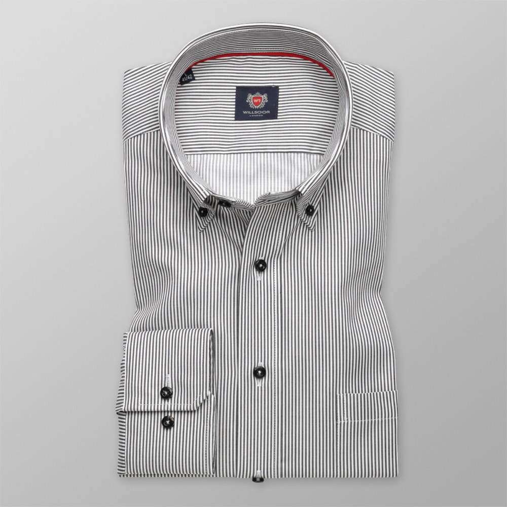 London shirt with striped pattern (height 176-182) 10449