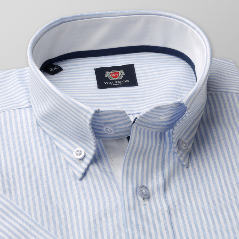 London shirt with striped pattern (height 176-182) 10476