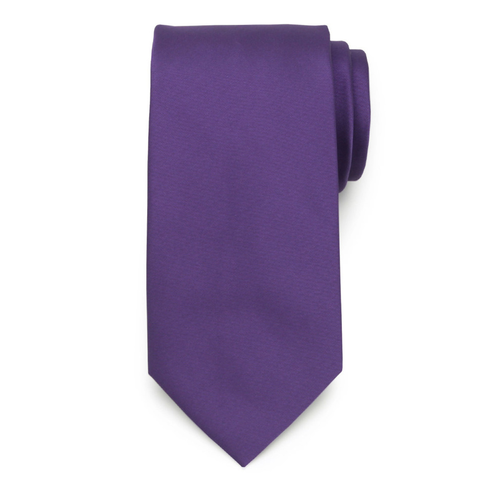 Tie in purple color 10778