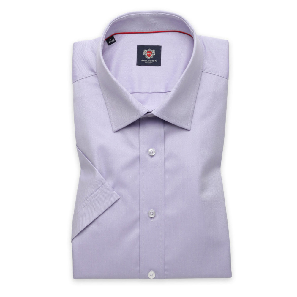 London shirt in light purple color (height 176-182) 10850