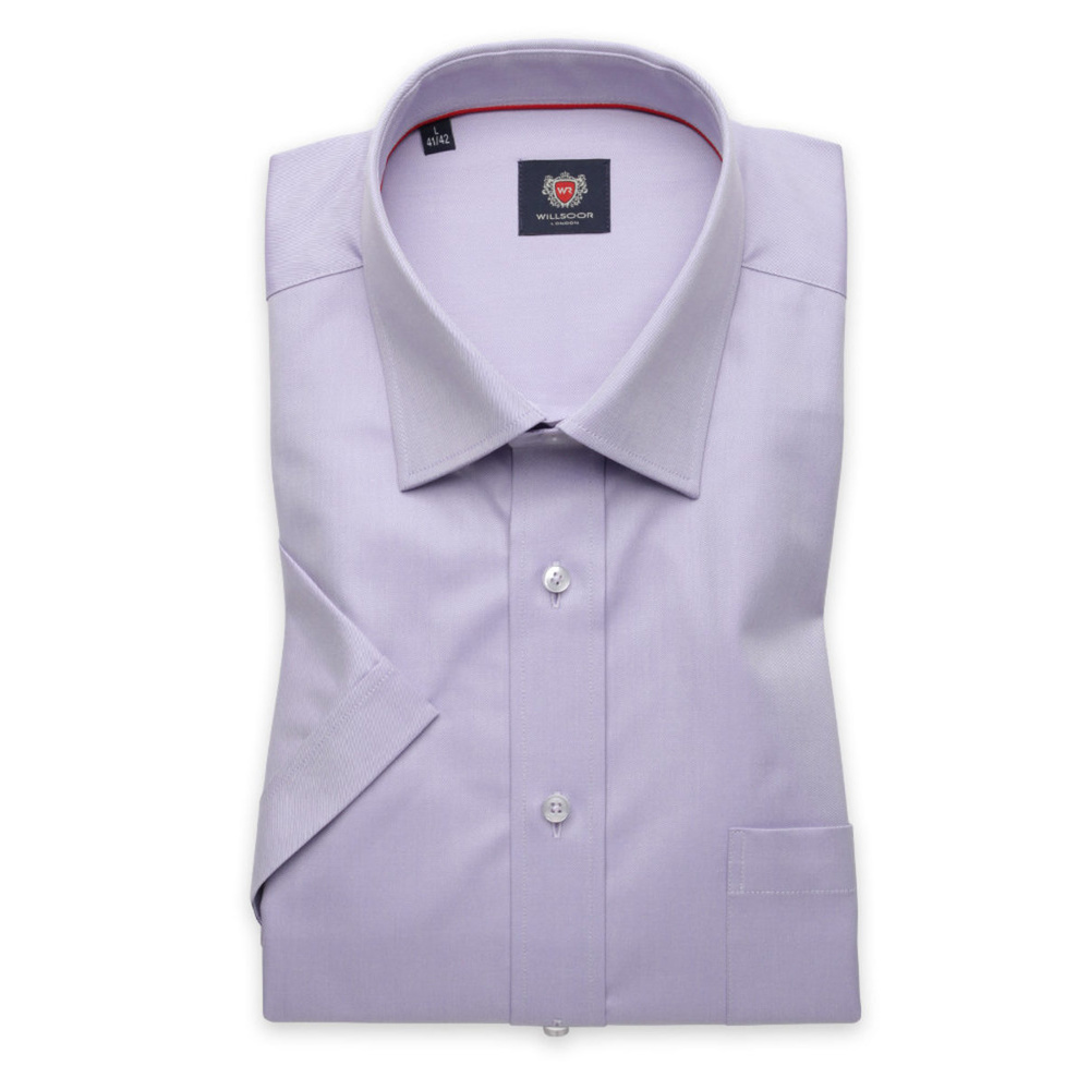 London shirt in light purple color (height 176-182) 10851