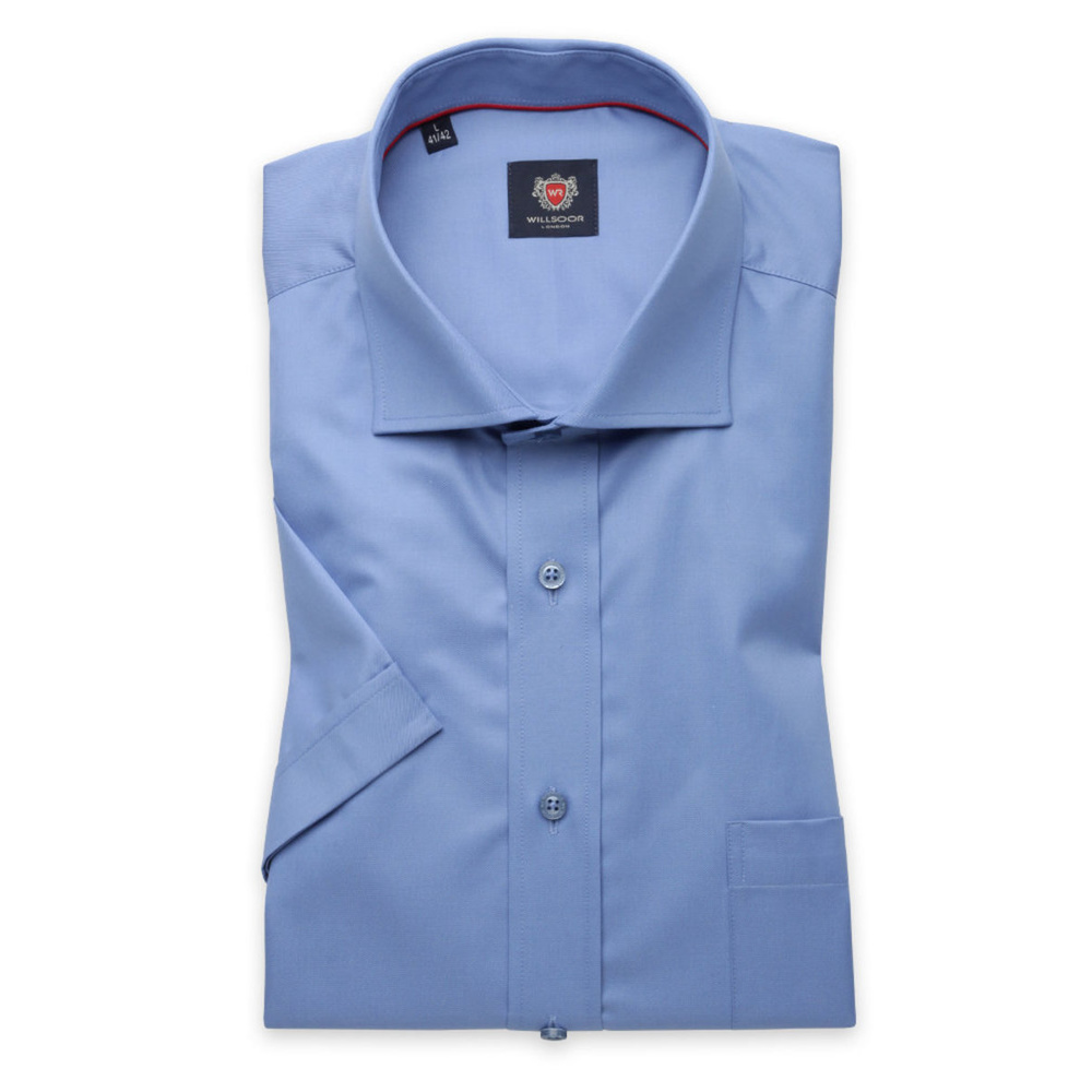 London shirt in blue color (height 176-182) 10853
