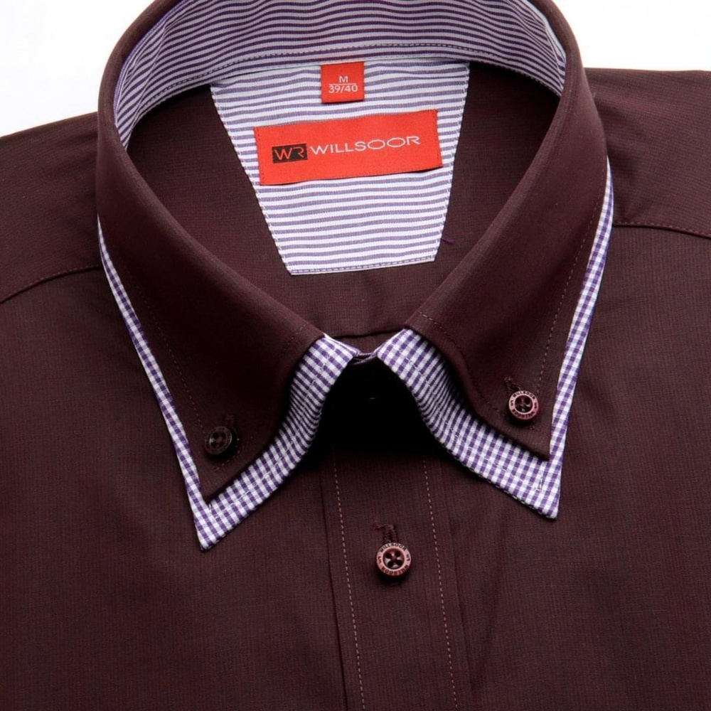 Men shirt WR Slim Fit (height 164-170) 1682
