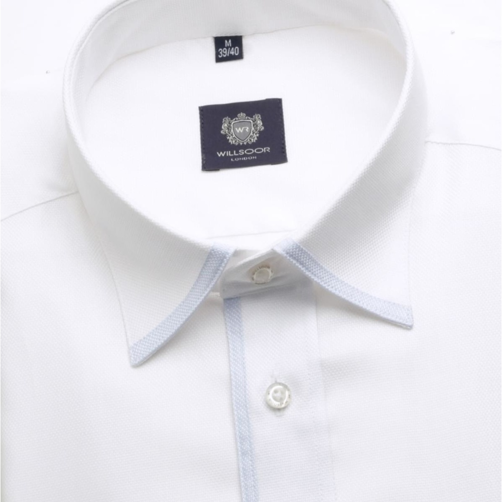 Men shirt WR London in white color (height 176-182) 1975