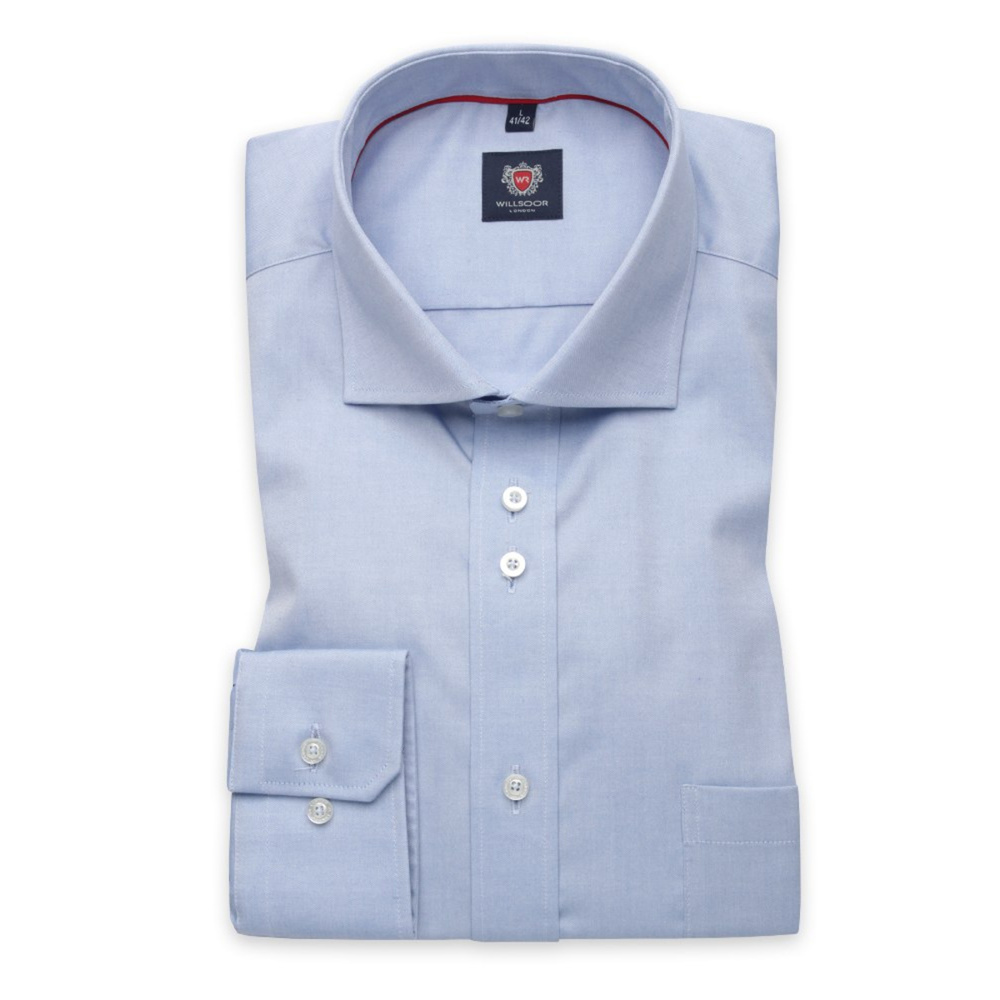 Men shirt WR London in blue color (height 176-182) 4474