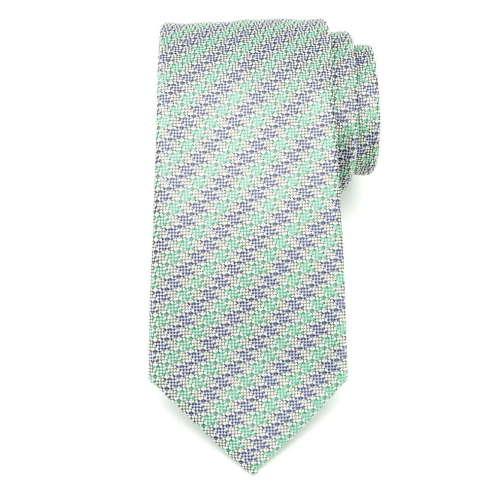 Men tie of microfiber (pattern 1136) 5399