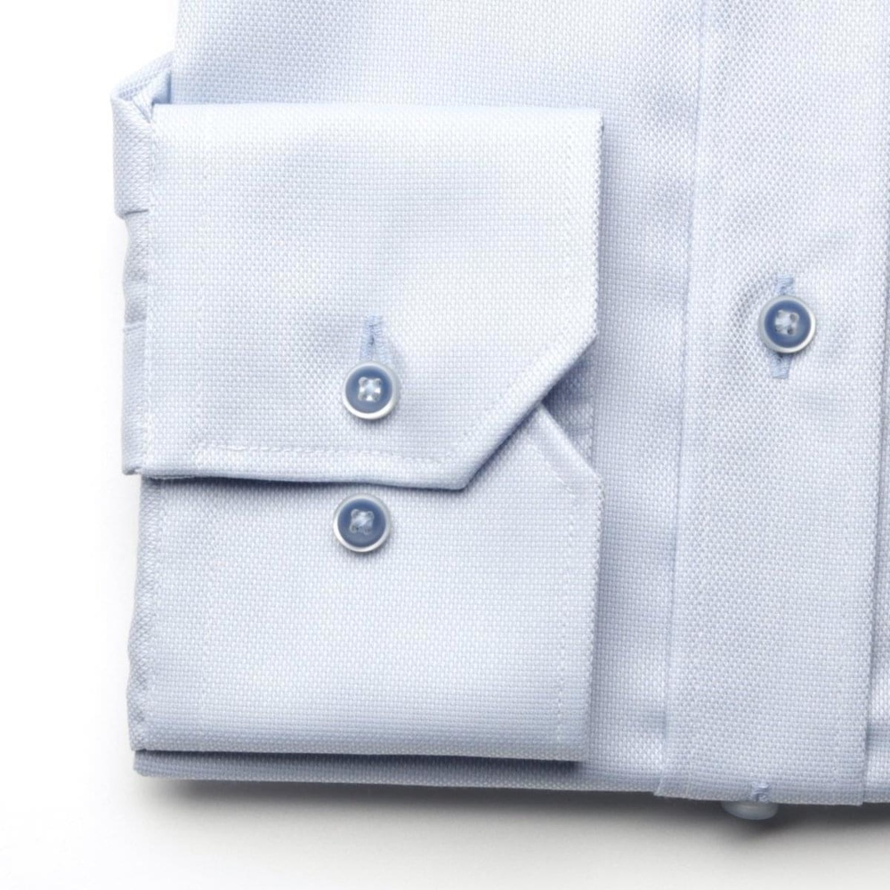 Men shirt Classic (height 188-194) 5739 in light blue color