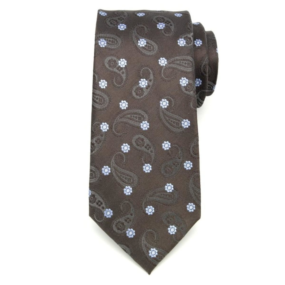 Men classic tie (pattern 343) 7158 of silk
