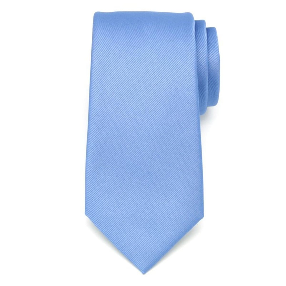 Men classic tie (pattern 7176) of microfiber