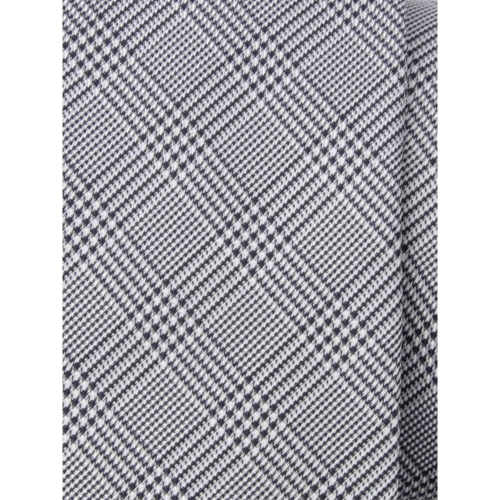 Men classic tie of microfiber (pattern 1279) 7984 with checked