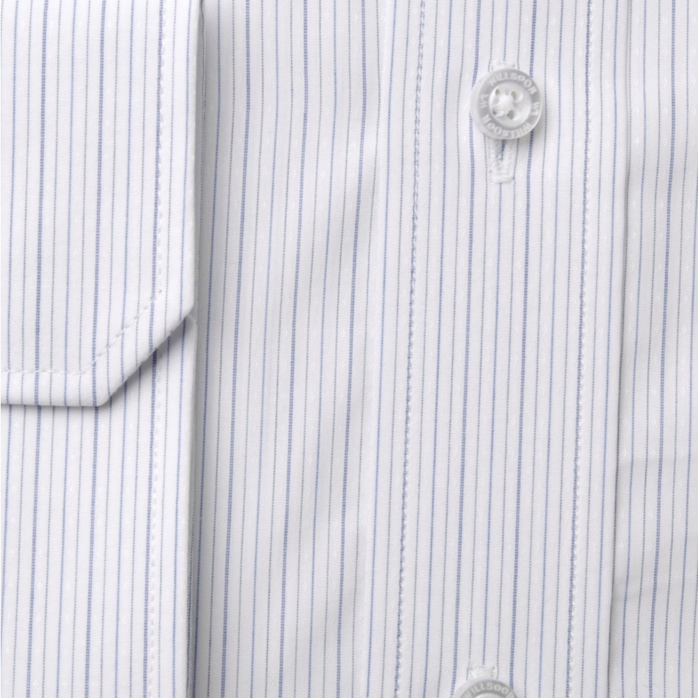 Men's Slim Fit Shirt London (height 176-182) 8259 With Stripes