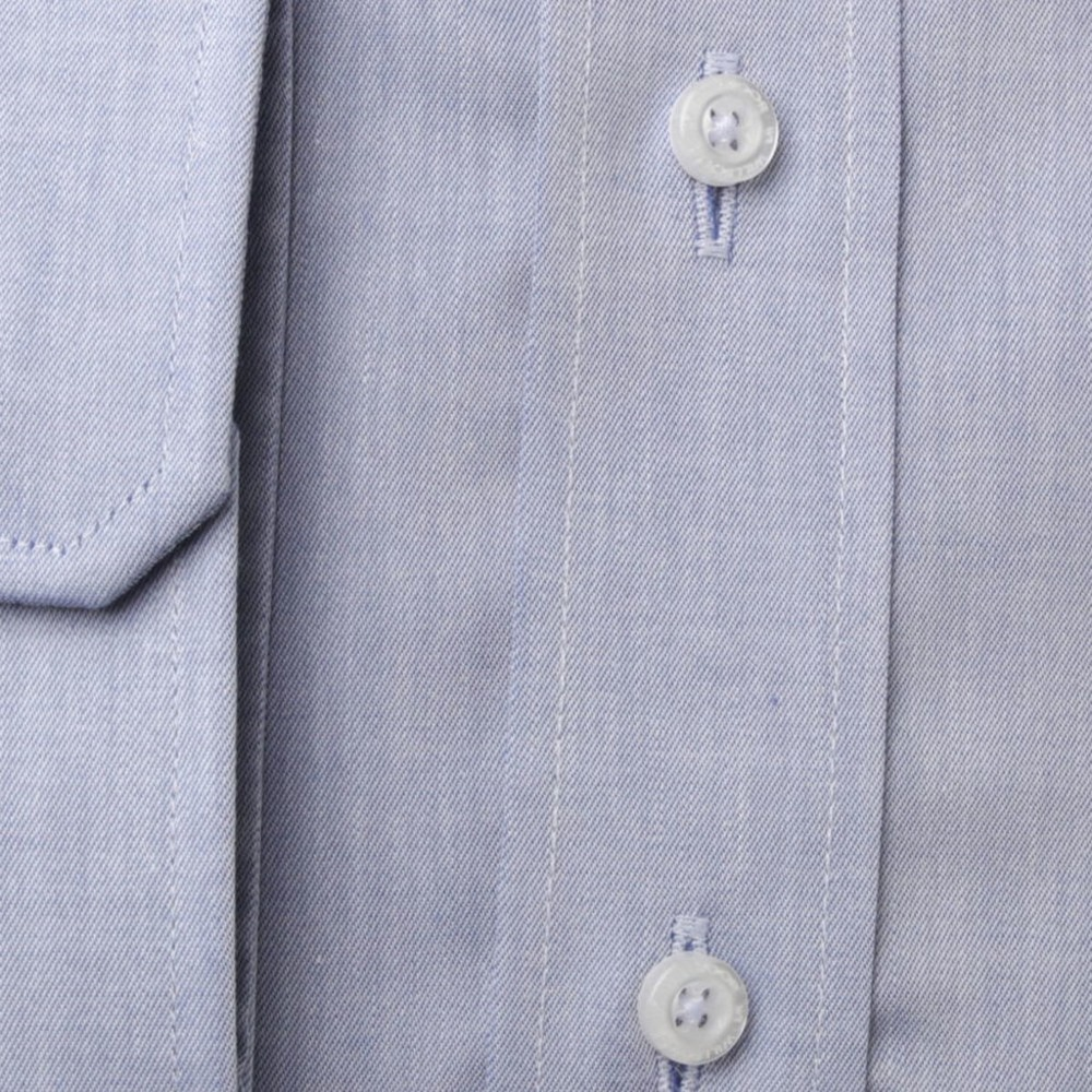 Men's grey slim fit shirt (height 188-194) 8523