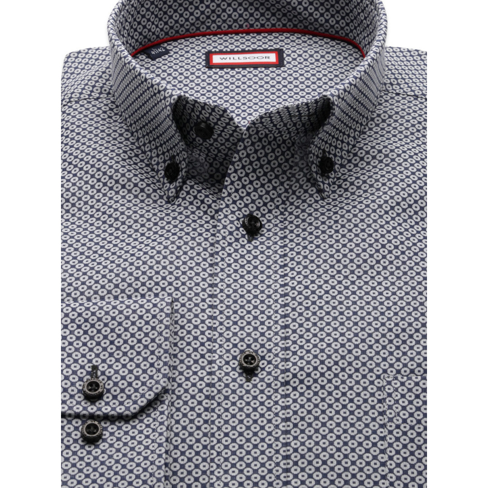 Men shirt Classic (height 176-182) 8761