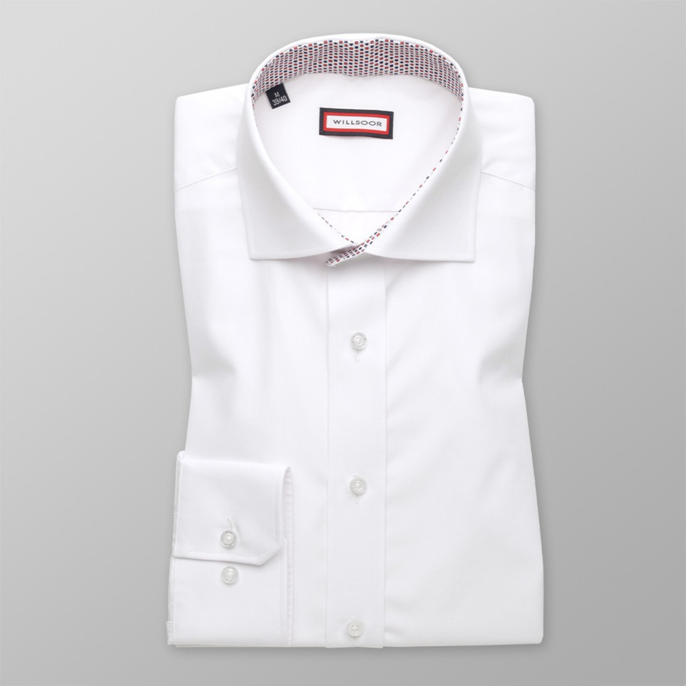 Men shirt slim fit (height 164-170 a 176-182) 8764