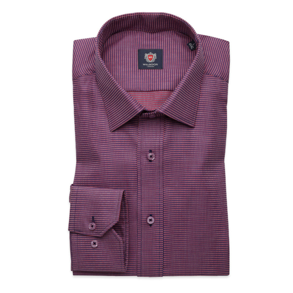 Men slim fit shirt London (height 176-182) 8772