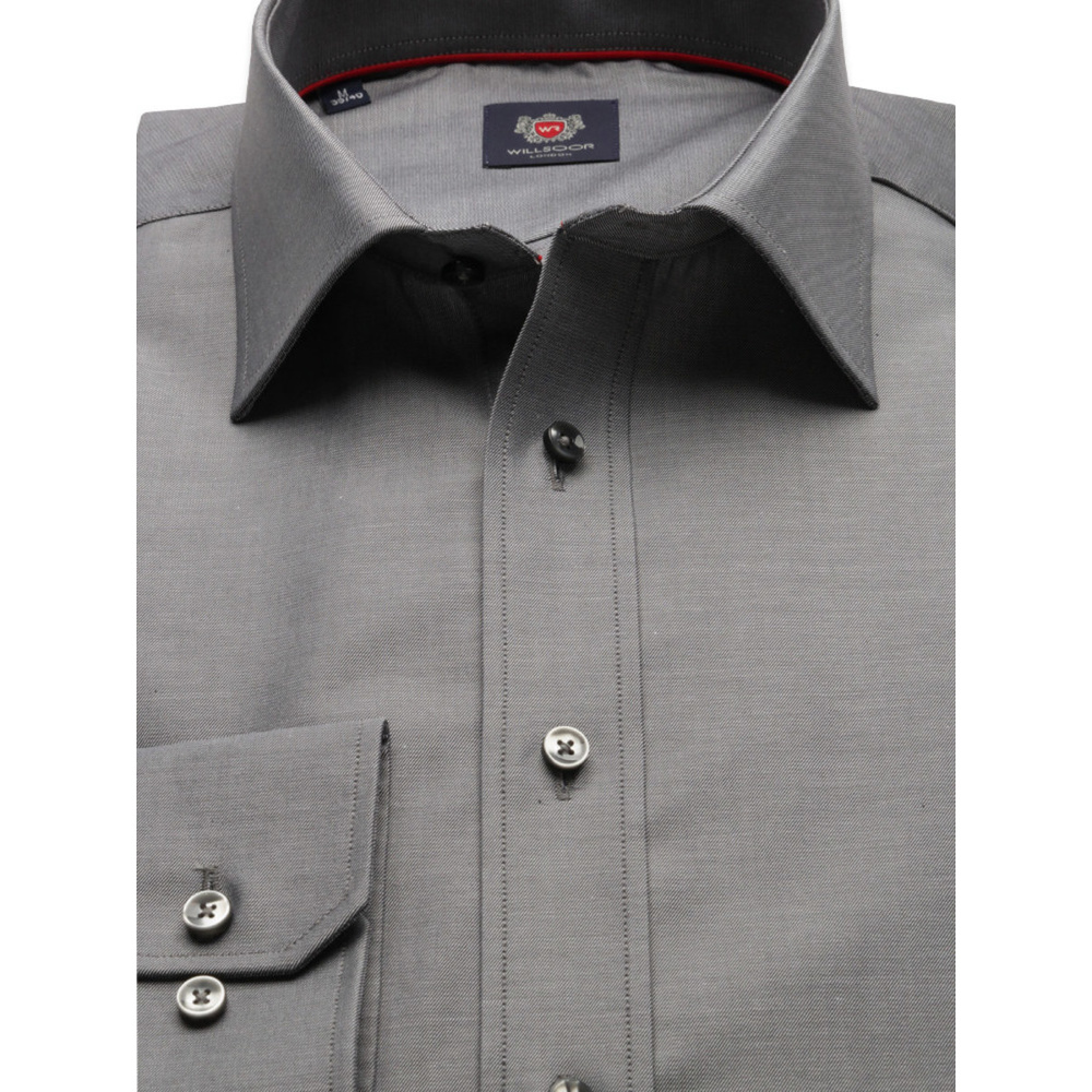 Men slim fit shirt London (height 176-182 a 188-194) 8786