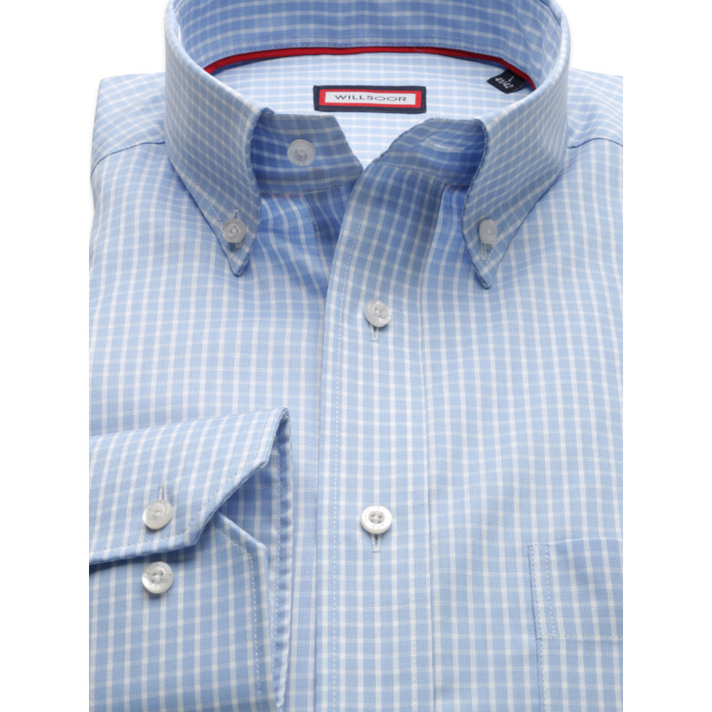 Men classic shirt Classic (height 188-194) 8789