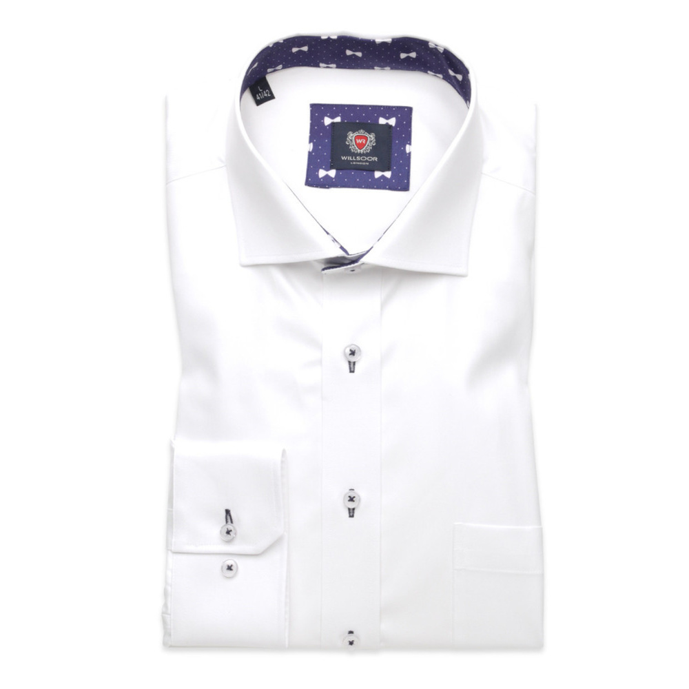 Men classic shirt London (size for all height) 8848