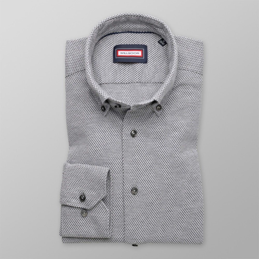 Men' s Classic shirt (height 176-182 and 188-194) 8900