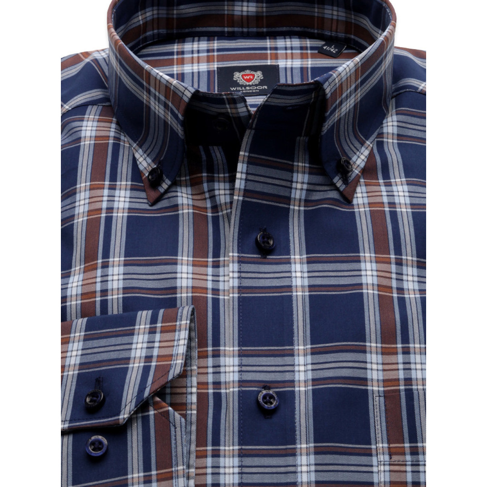 Men's shirt London (height 188-194 I 198-204) 9003