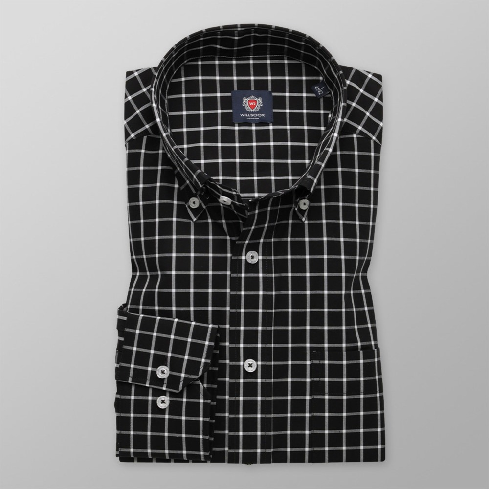 Men's shirt London (height 198-204) 9009