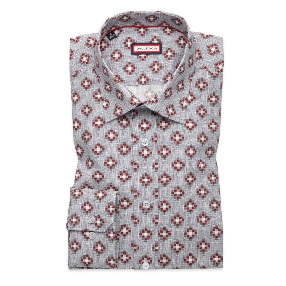 Mens Slim Fit Shirts (height 176-182) 9024
