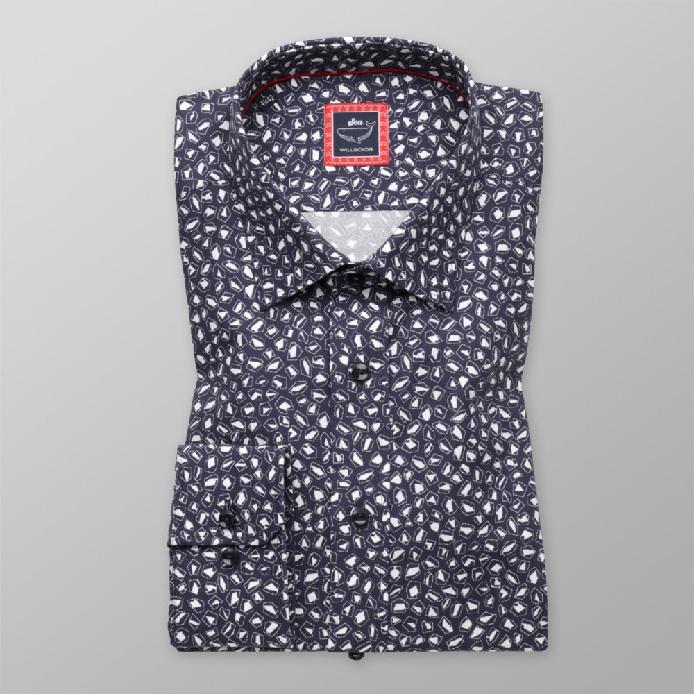 Mens slim fit Shirt (height 176-182) 9291
