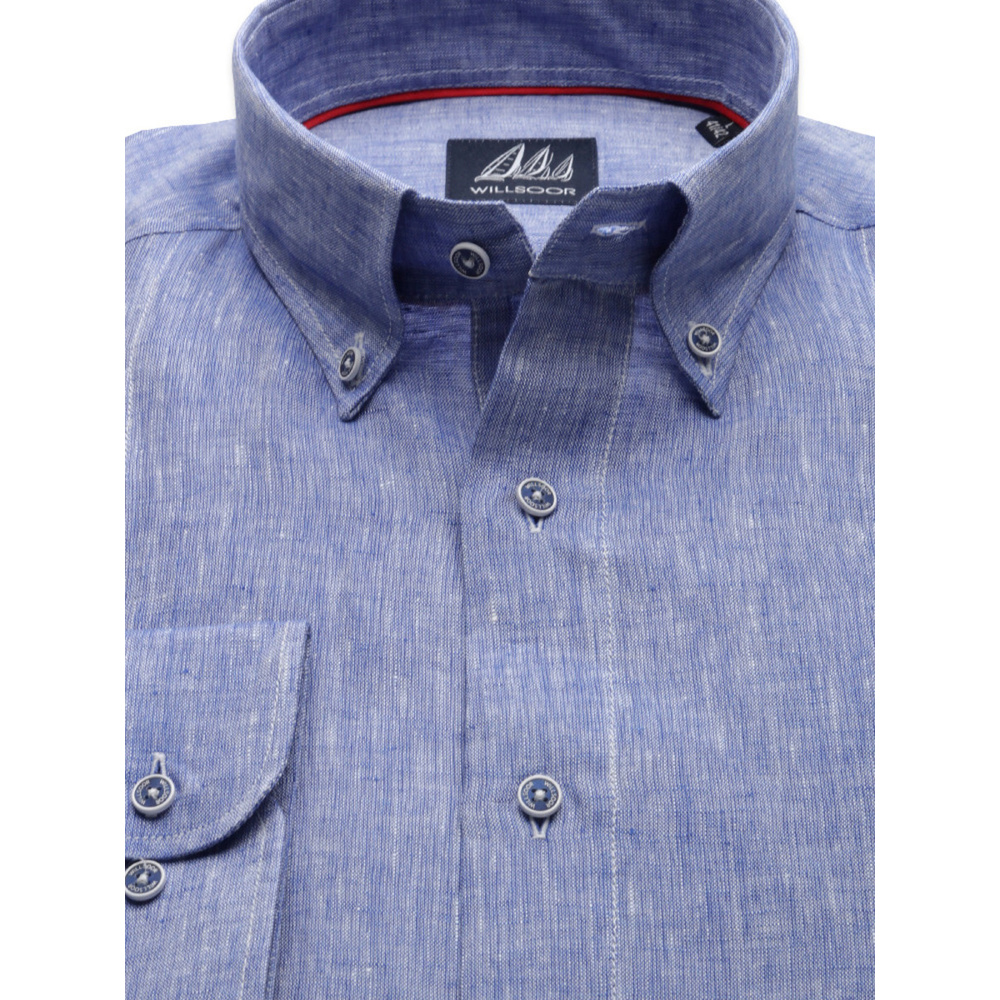Men's Slim Fit Shirt (height 164-170 I 176-182) 9495