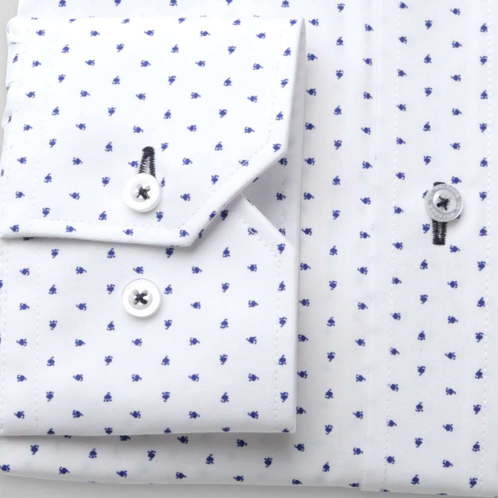 Classic dotted shirt (all size) 9639