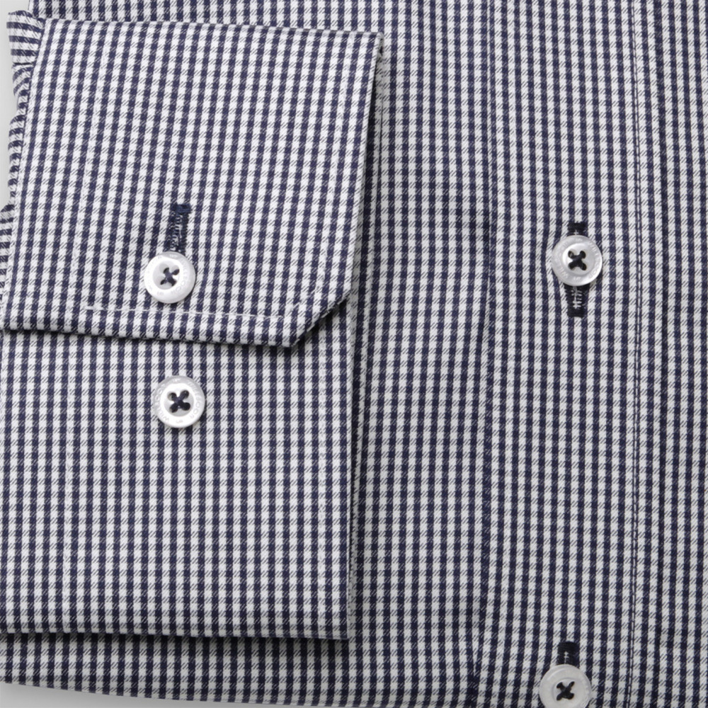 London shirt with fine pattern (height 176-182) 9722