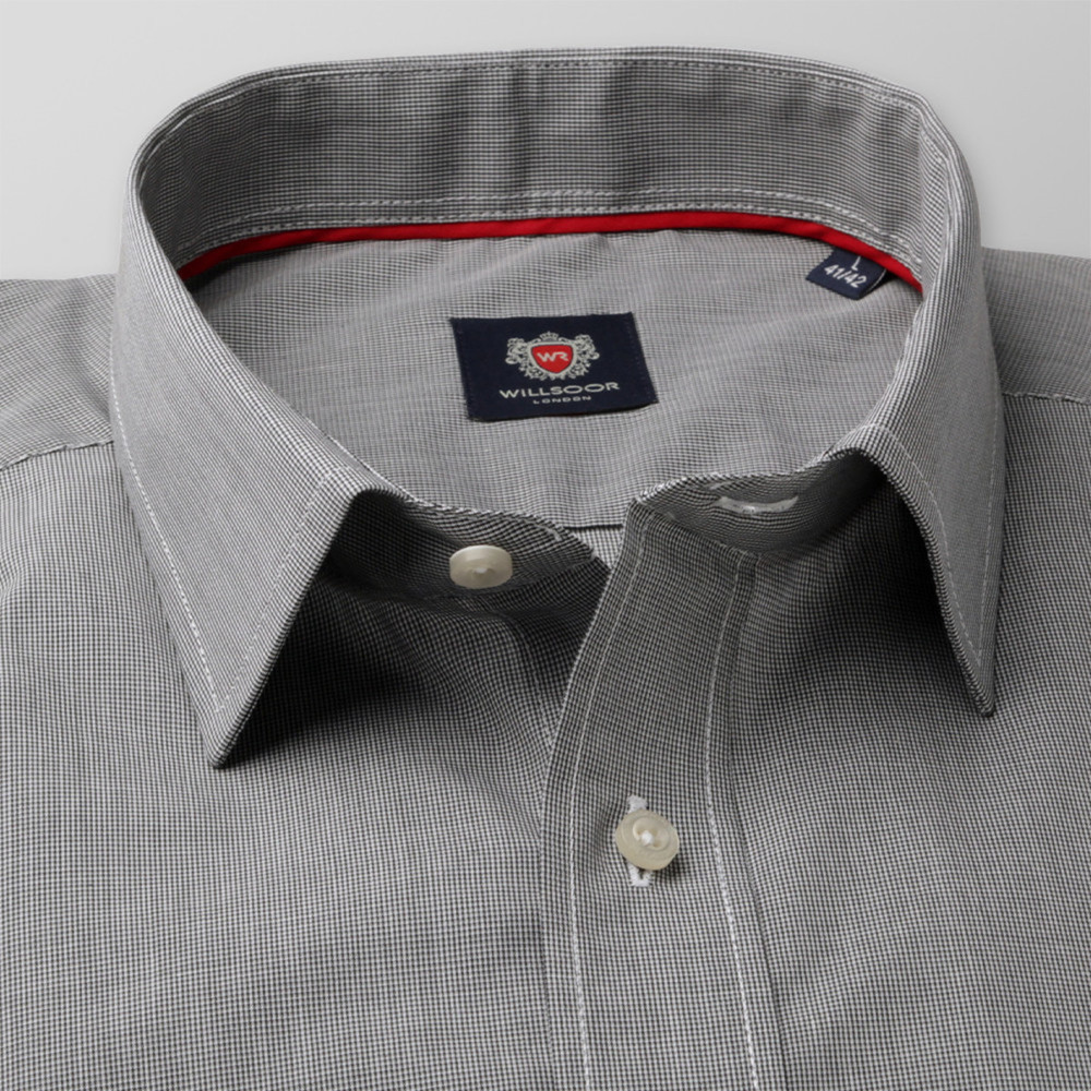Grey London shirt (height 164-170) 9850