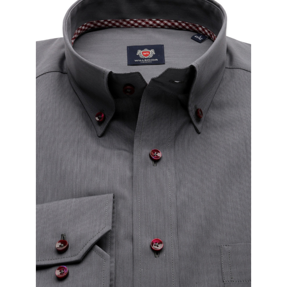 London shirt with fine strips (all sizes) 9920