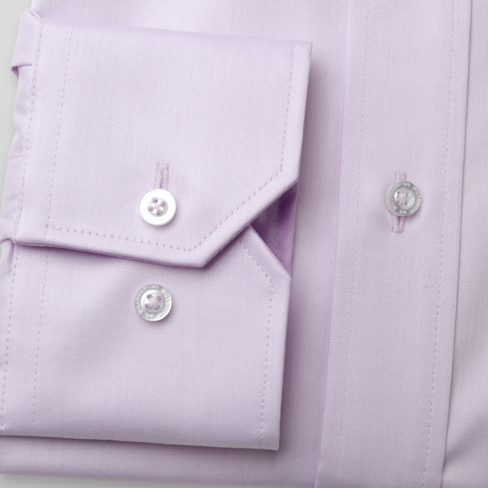 London slim fit shirt in purple (height 176-182) 9923