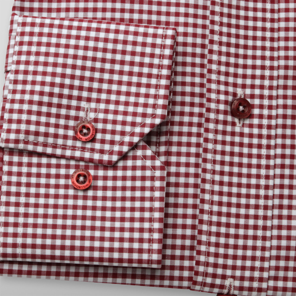 London shirt with gingham pattern (height 176-182) 9930
