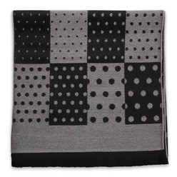 Scarf with dots 10003, Willsoor