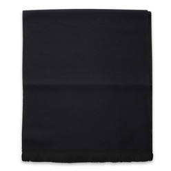 Men's black woolen scarf 10015, Willsoor