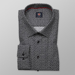 London shirt with contrast pattern (height 176-182) 10201