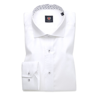 Shirts London white (height 176-182 and 188-194) 10234, Willsoor