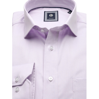 London shirt in light purple (height 176-182) 10237