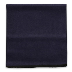 Dark blue scarf with smooth pattern  10248, Willsoor