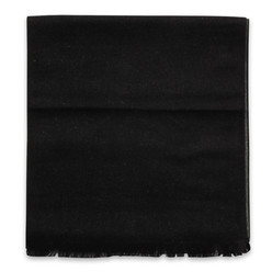 Black scarf with smooth pattern 10249, Willsoor