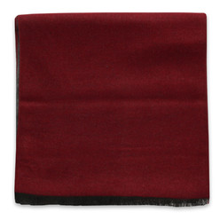 Claret scarf with smooth pattern 10250, Willsoor