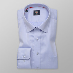 London shirt in pale blue (height 198-204) 10300